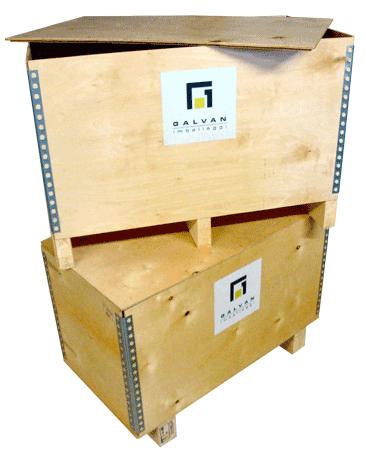 Casse di legno casse pieghevoli in legno - Mobili pallet prezzi ...